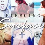 PIERCING SURFACE: Dicas, Cuidados e Imagens!