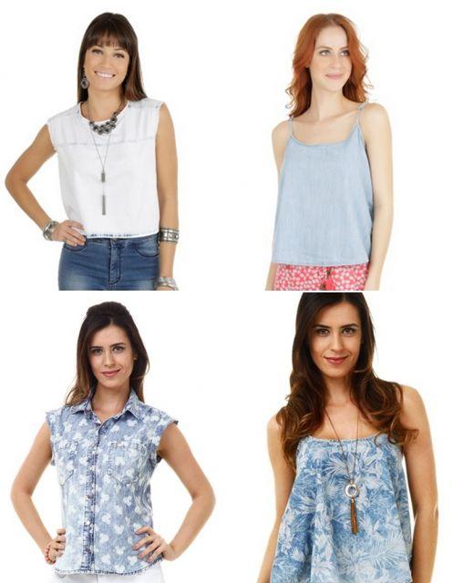 regata jeans opções