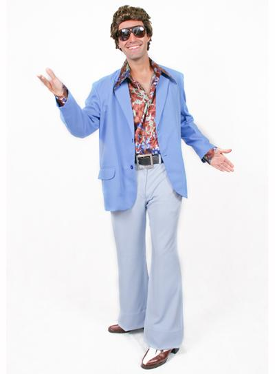 roupa masculina anos 60 fantasia