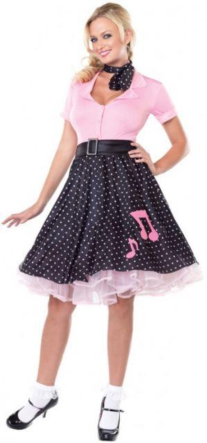 look preto e rosa