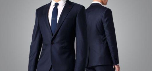 roupas do traje social masculino