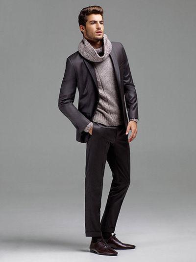 roupas masculinas estilosas para o trabalho