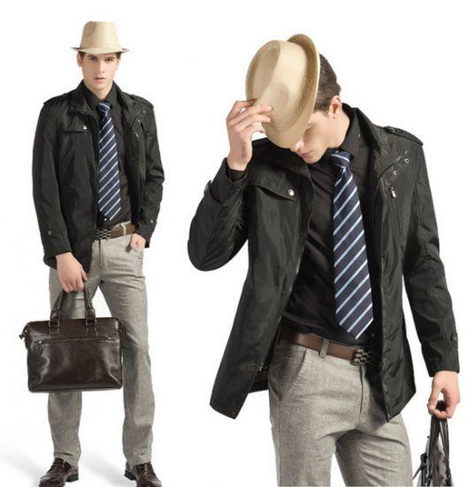 roupas estilosas masculinas como usar