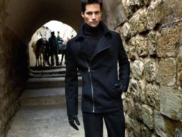 roupas estilosas masculinas para usar no inverno