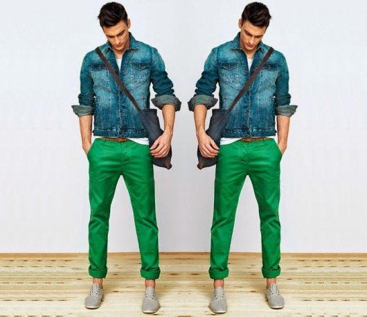 roupas masculinas estilosas para o dia a dia
