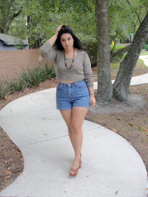 modelo jeans plus size