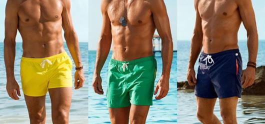 shorts para moda praia