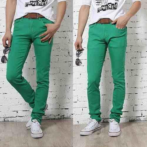 skinny verde