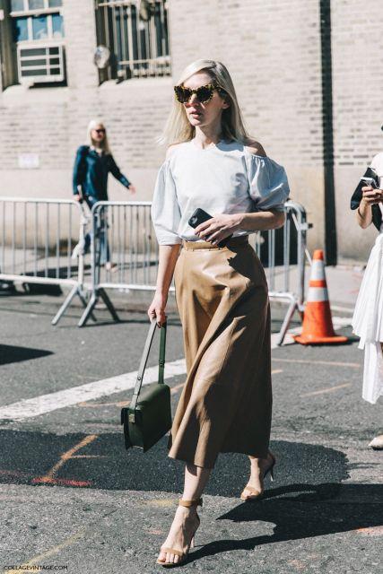o que vestir no street style