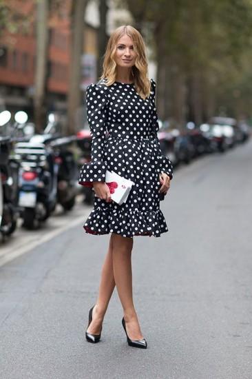 street style moda vintage