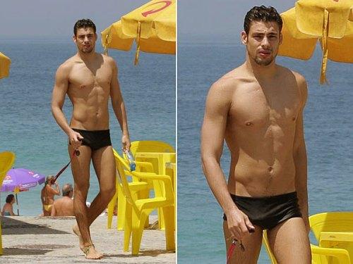 sunga tradicional moda praia