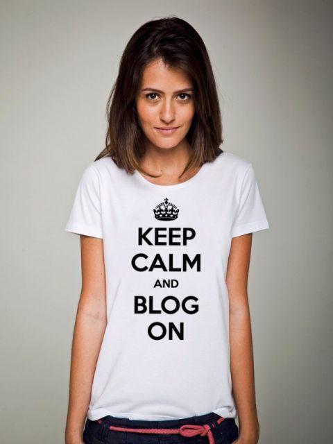 exemplo de t-shirt feminina divertida