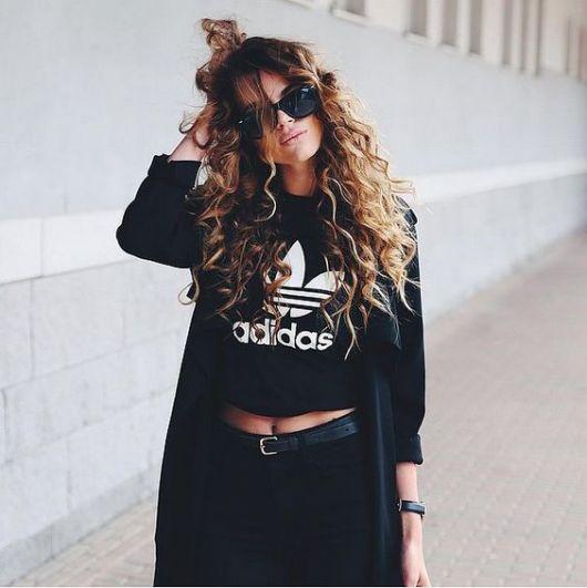 exemplo de t-shirt feminina looks