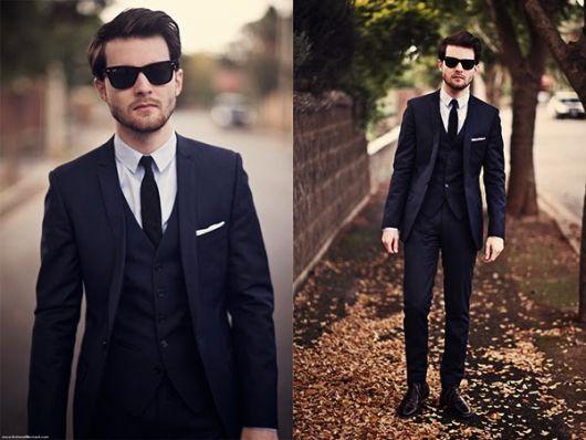 terno slim fit masculino casamento