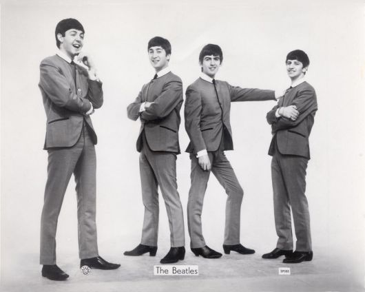 the beatles anos 60