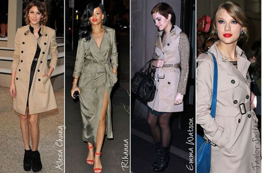 trench coat das famosas