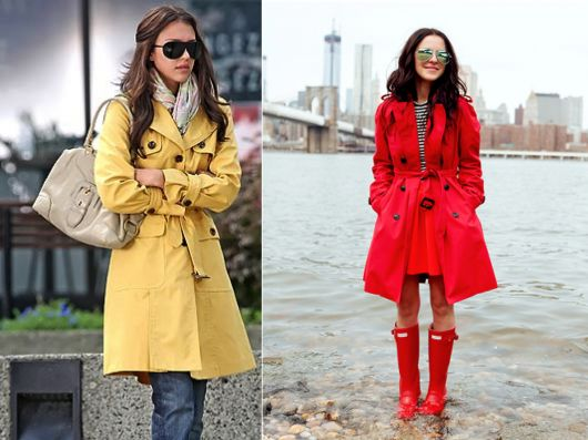 trench coat frio