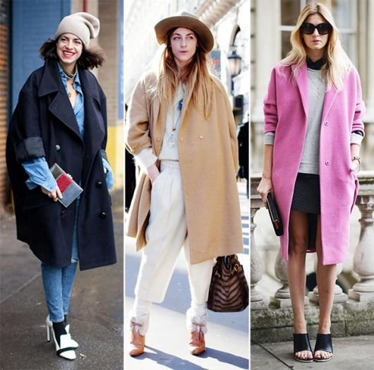trench coat moderno