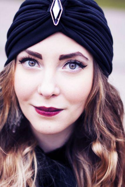 como usar turbante árabe