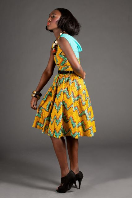 moda africana modelos e looks