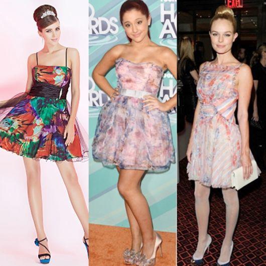vestido de formatura curto 22 modelos curtos