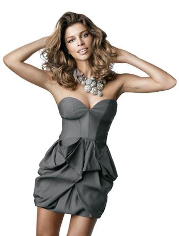 vestido de formatura curto 24 grazi