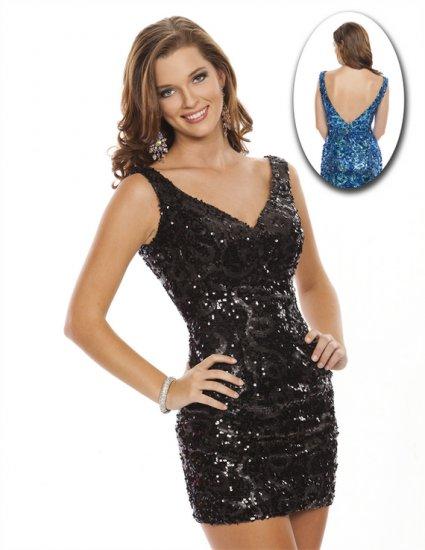 vestido de formatura curto 30 modelito