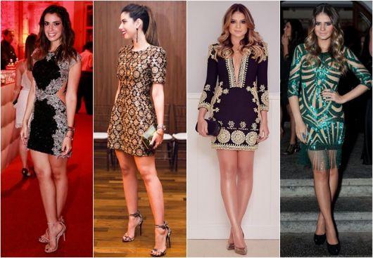Vestido de formatura curto: Mais de 100 modelos incríveis!
