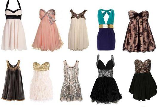 vestido de formatura curto 7 inúmeros modelos