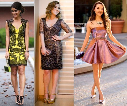 vestido de formatura curto 8 estilosos