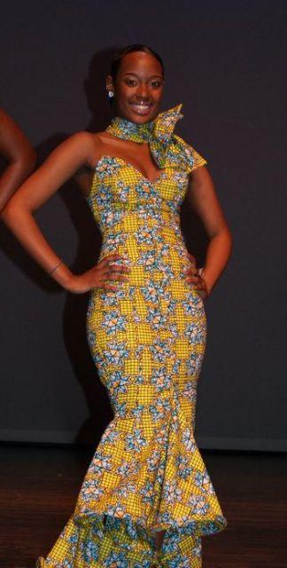 moda africana para festas