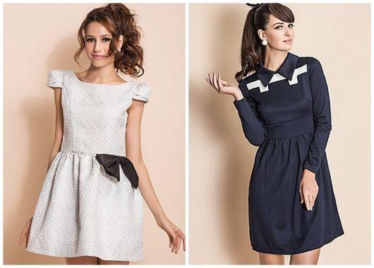 vestido vintage estilos