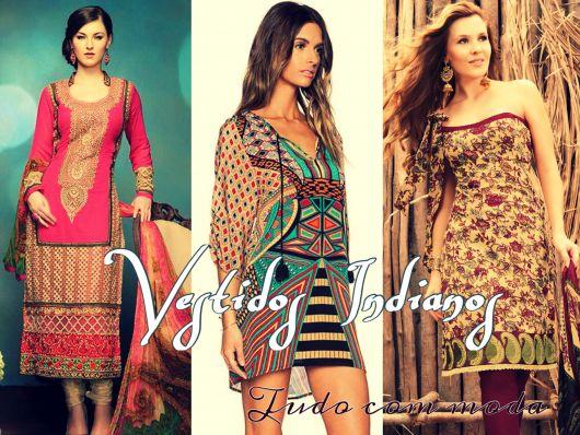 imagem destacada de Vestidos Indianos