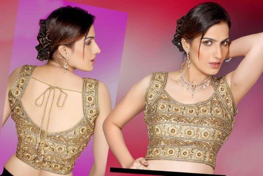 blusa cropped indiana (choli)