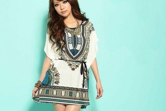 vestido indiano curto aliexpress