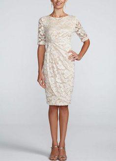 vestidos para senhoras de renda branco