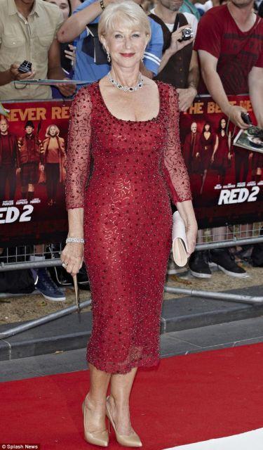 vestidos para senhoras de festa vermelho