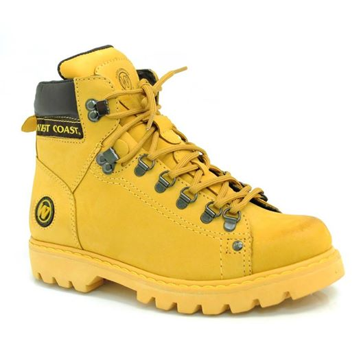 yellow boot west coast