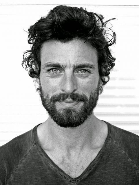 barbas cheia