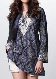 batas indianas na moda brasileira