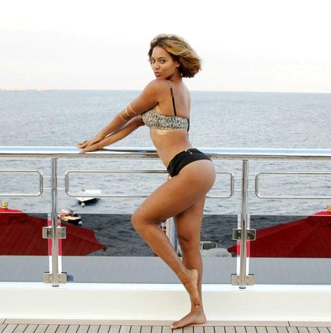 biquínis para cada tipo de corpo da Beyonce