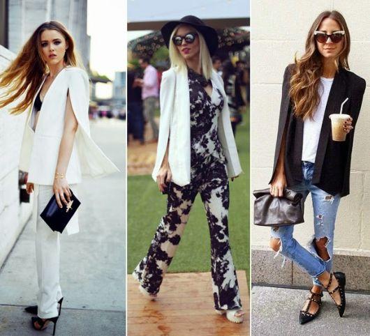 blazer capa dicas de fashionistas