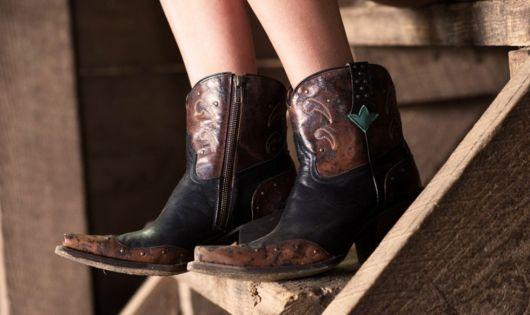 Bota Country Feminina Aprenda A Montar Looks
