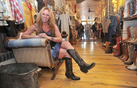 bota country feminina como usar