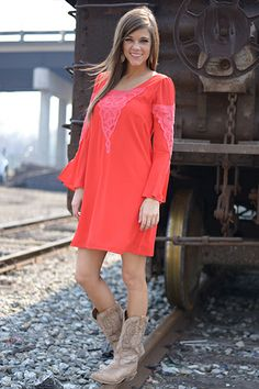 bota country feminina com vestido de malha