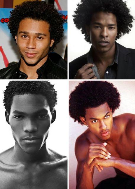 cabelo afro natural