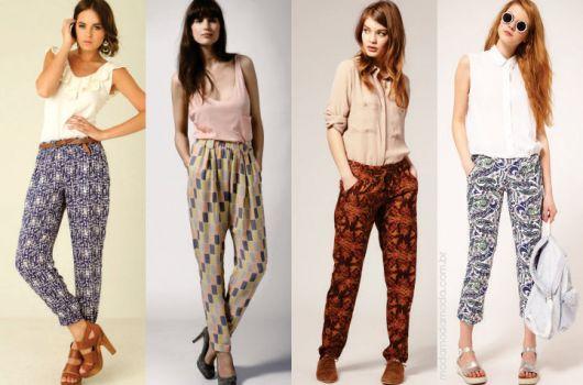 41833e46e Calça Pijama  Dicas para ficar estilosa e 80 looks