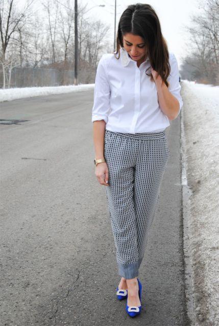 calça pijama xadrez