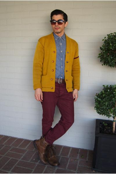 color block para homens