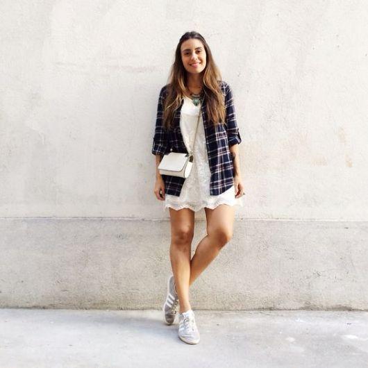 9ee186b68 Camisa xadrez feminina  Formas de usar e looks sensacionais